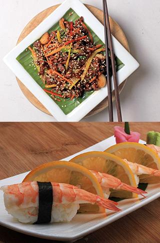 Sushi Haus | Asian Haus