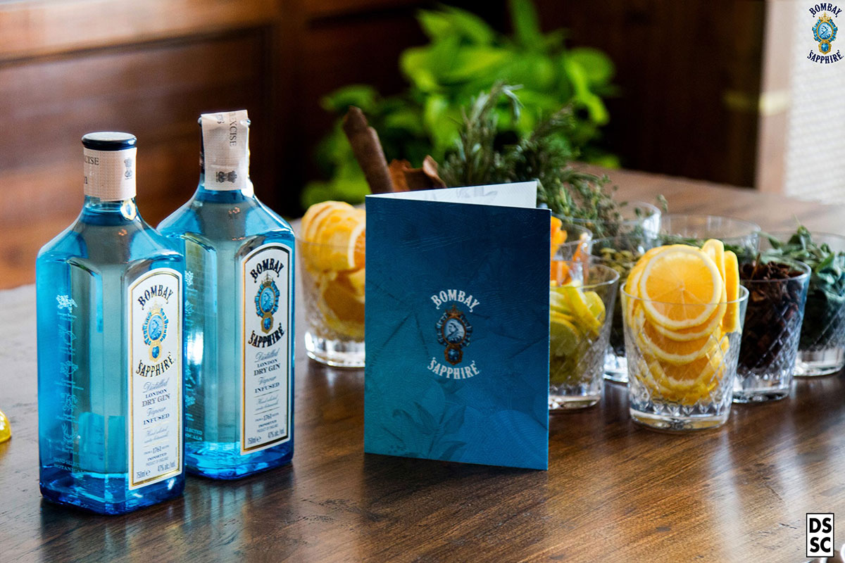 Discover The Gem Series for Bombay Sapphire